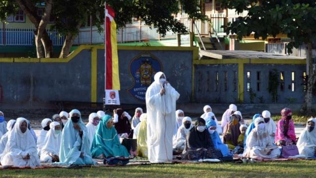 Nurhidayah: Hari Raya Kurban Adalah Momentum untuk Kita Berbagi kepada Sesama (45099)