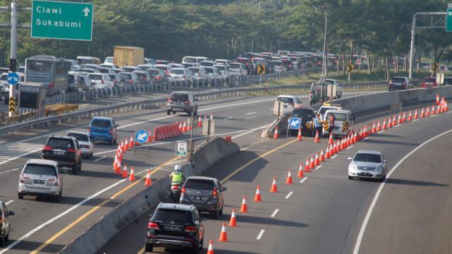 Setelah Ditemui Polisi, Rombongan Pesepeda Ungkap Alasan Masuk Tol Jagorawi (540838)