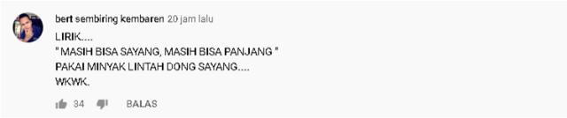 Duet Gisel dan Young Lex 'Masih Bisa Panjang', Buat Netizen Berpikir Hal Lain (378979)