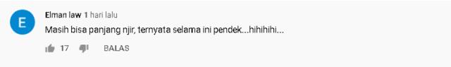 Duet Gisel dan Young Lex 'Masih Bisa Panjang', Buat Netizen Berpikir Hal Lain (378981)