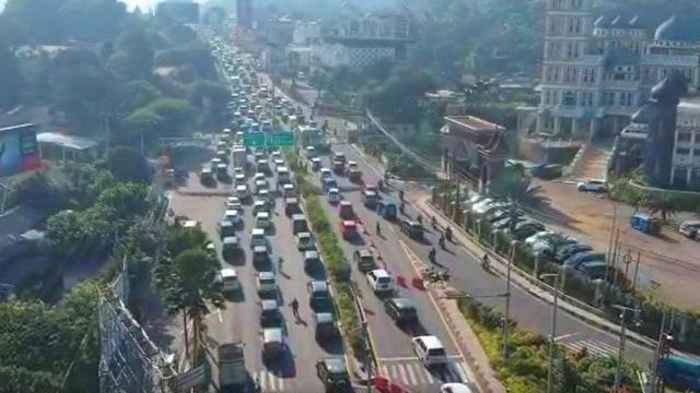 Cegah Kemacetan di Puncak Arus Balik Idul Adha, Jasa Marga Siapkan 3 Langkah Ini (154290)