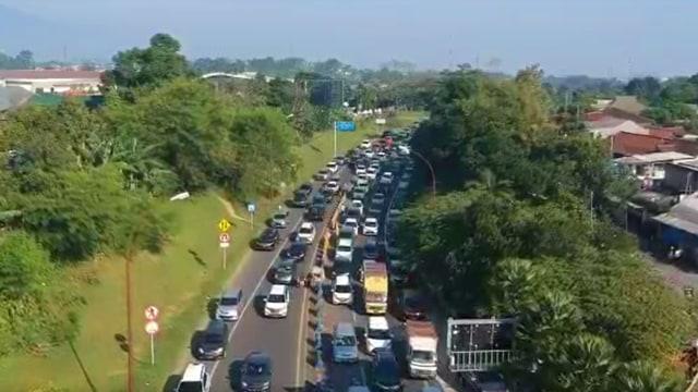 Cegah Kemacetan di Puncak Arus Balik Idul Adha, Jasa Marga Siapkan 3 Langkah Ini (154292)