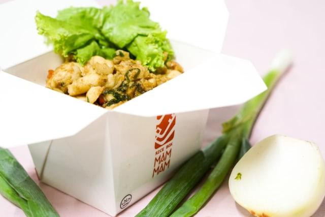 Gizi Seimbang, Mam Mam Ricebox Hadirkan Olahan Ayam Tanpa Tepung  (1286190)