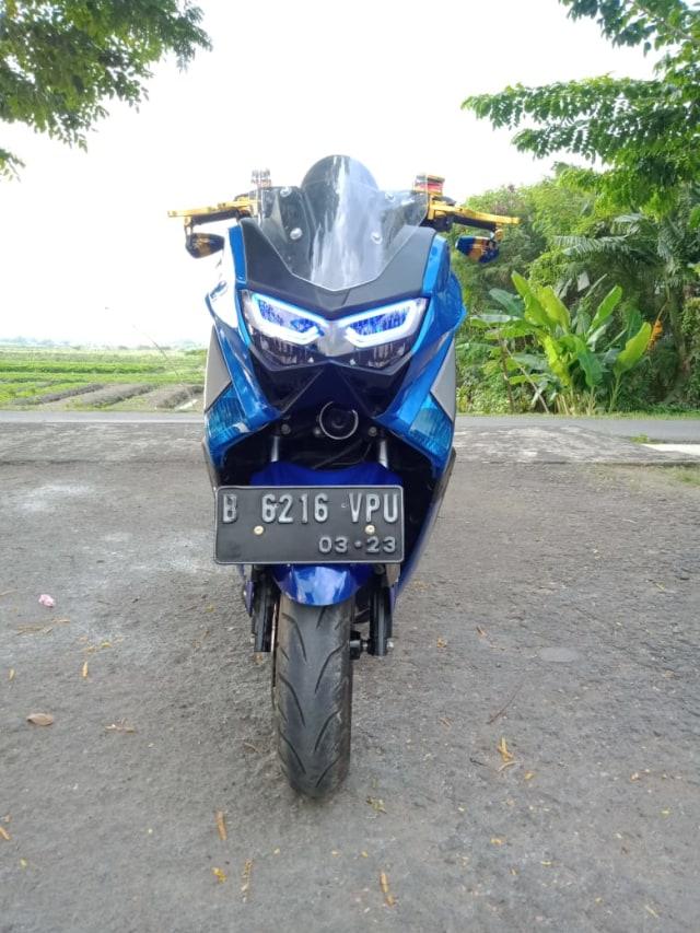 Bikin Yamaha NMax Lawas Serupa All New atau XMAX, Modalnya Rp 1,8 Juta (139592)