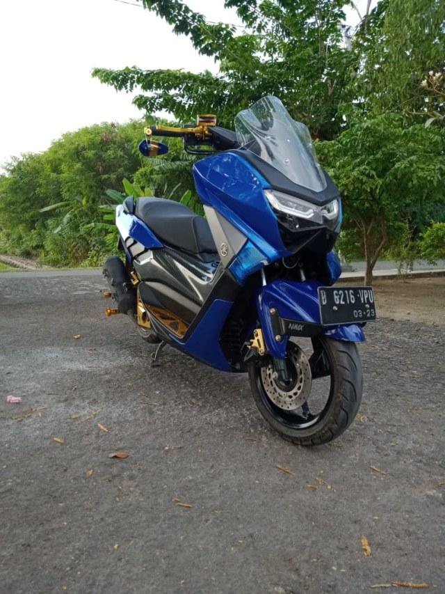 Bikin Yamaha NMax Lawas Serupa All New atau XMAX, Modalnya Rp 1,8 Juta (139593)