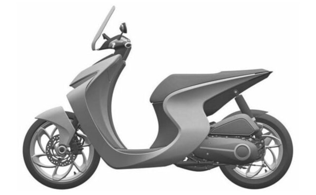 Bocor! Paten Motor Baru Honda, Scoopy Baru? (3)