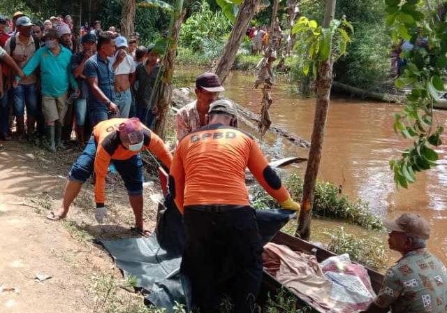 Diterkam Buaya, Jasad Petani di Sumut Ditemukan Tak Utuh (1269444)