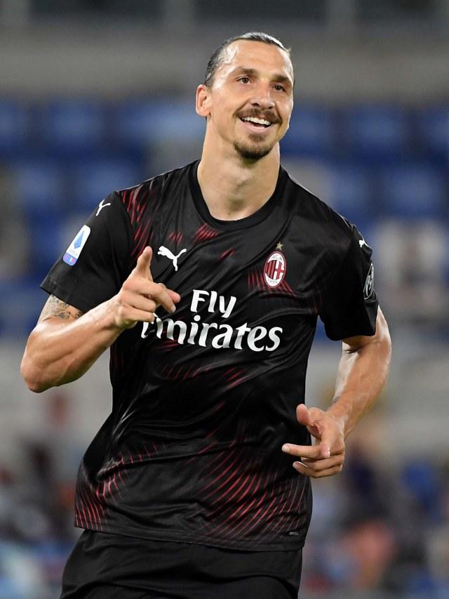 AC Milan vs Bologna: Mihajlovic Lempar Puja-puji ke Ibrahimovic (72001)