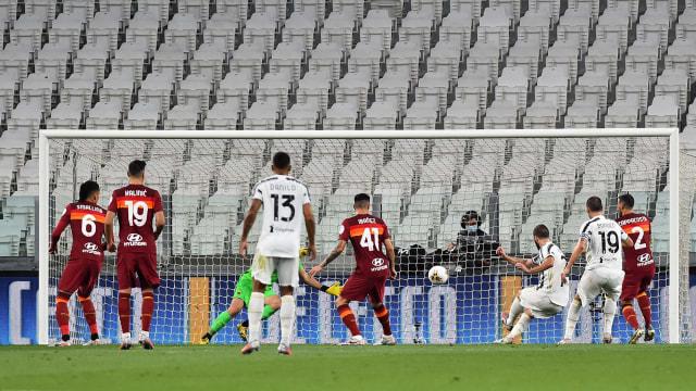 AS Roma vs Juventus: Adu Kuat Pressing, Siapa Paling Tangguh? (563351)