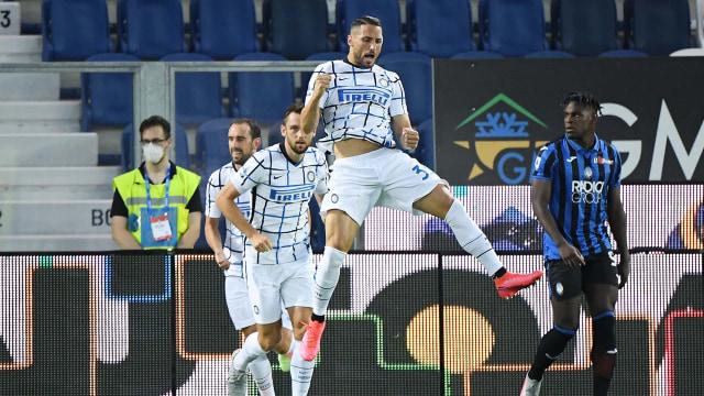Atalanta vs Inter: Nerazzurri Kunci Posisi Kedua  (30058)