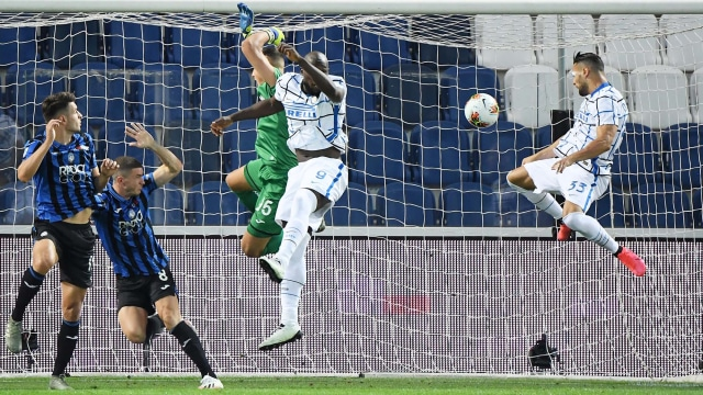Atalanta vs Inter: Nerazzurri Kunci Posisi Kedua  (30059)