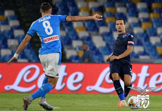 Napoli vs Lazio: Partenopei Tekuk Lazio di Laga Pemungkas (365476)