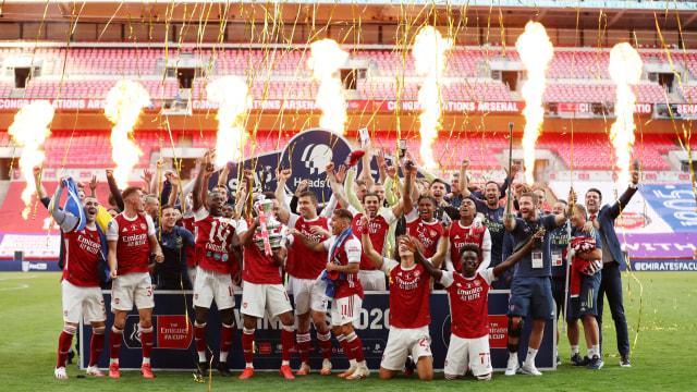 Fulham vs Arsenal: Rekor Pertemuan Memihak Meriam London (80321)