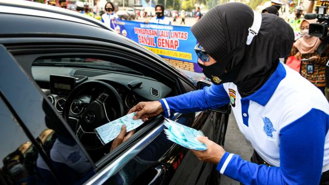 Ganjil Genap Berlaku Besok di Jakarta, Ini Kendaraan yang Dikecualikan (17712)