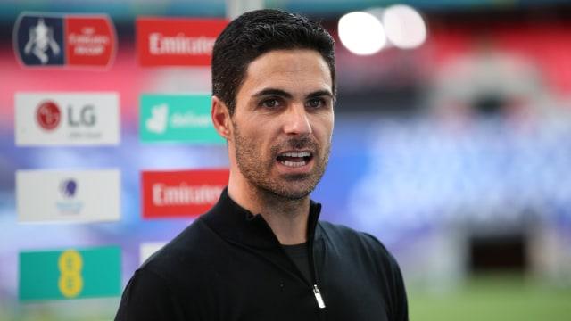 Mikel Arteta Tanggapi Kebijakan PHK, Pemotongan Gaji, dan Transfer Arsenal (36328)