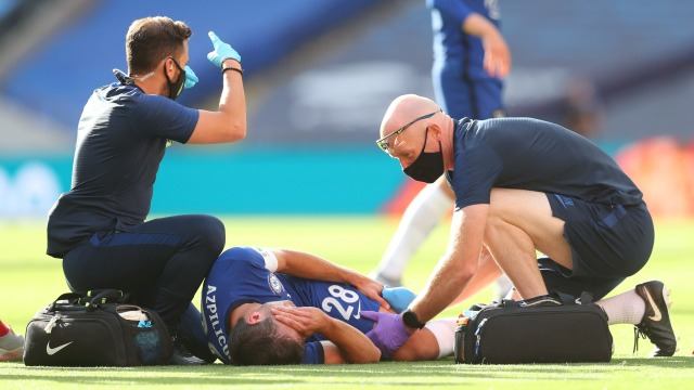Badai Cedera Menerpa, Chelsea Kibarkan Bendera Putih di Liga Champions? (36485)