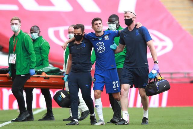 Badai Cedera Menerpa, Chelsea Kibarkan Bendera Putih di Liga Champions? (36484)