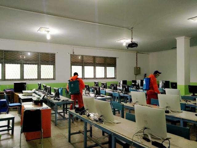 Simulasi Belajar Tatap Muka Akan Digelar di SMP Negeri 1 Pontianak  (267016)