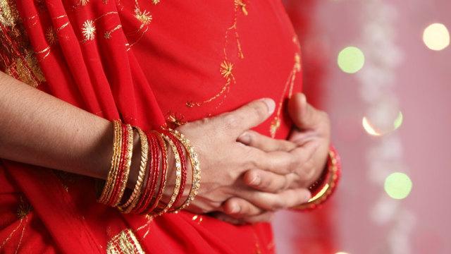 Tradisi Unik India untuk Ibu Hamil dan Bayi yang Akan Lahir  (618410)