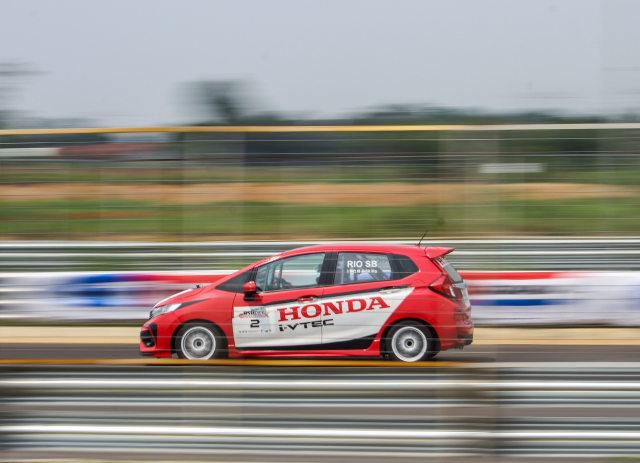 Honda Tetap Kembangkan Mobil Balap, Meski Tak Ada Kompetisi (117673)