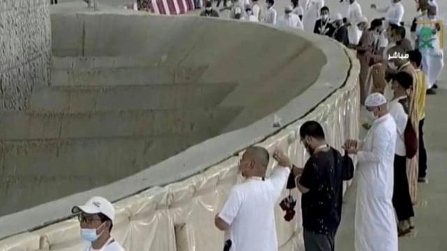Ibadah Haji 2020 Selesai: Diawali Lempar Jumrah, Diakhiri Tawaf Wada (213852)