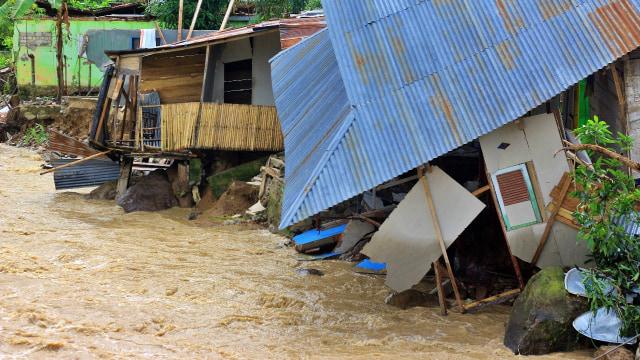 12 Rumah dan 1 Masjid di Gorontalo Rusak Diterjang Banjir (215162)