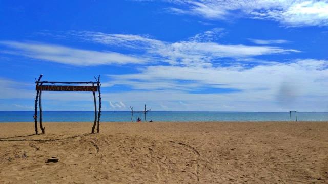 Pantai Minanga di Gorontalo Utara Jadi Primadona Saat Pandemi COVID-19 (595721)