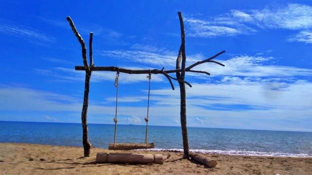 Pantai Minanga di Gorontalo Utara Jadi Primadona Saat Pandemi COVID-19 (595722)