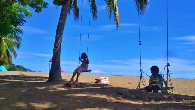 Pantai Minanga di Gorontalo Utara Jadi Primadona Saat Pandemi COVID-19 (595723)