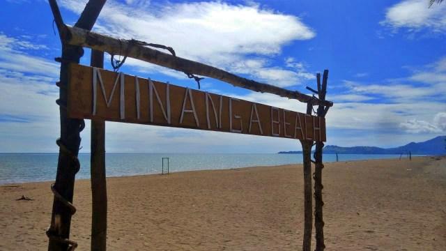 Pantai Minanga di Gorontalo Utara Jadi Primadona Saat Pandemi COVID-19 (595724)