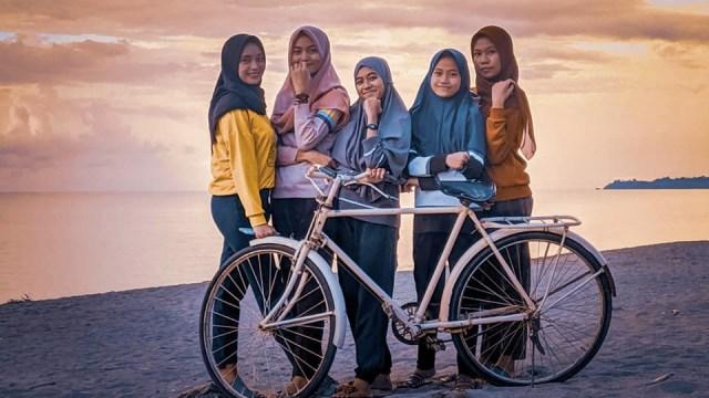 Pantai Minanga di Gorontalo Utara Jadi Primadona Saat Pandemi COVID-19 (595726)