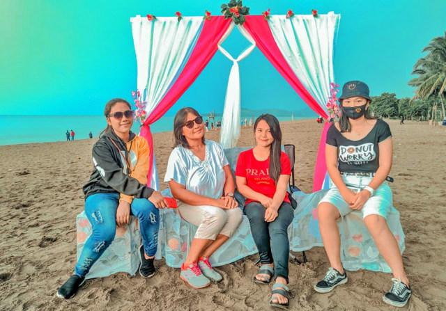 Pantai Minanga di Gorontalo Utara Jadi Primadona Saat Pandemi COVID-19 (595730)