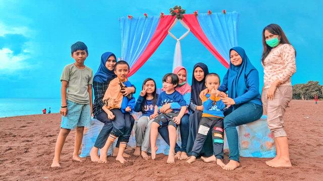 Pantai Minanga di Gorontalo Utara Jadi Primadona Saat Pandemi COVID-19 (595731)