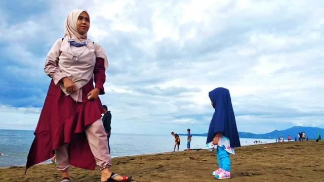 Pantai Minanga di Gorontalo Utara Jadi Primadona Saat Pandemi COVID-19 (595733)