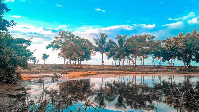 Pantai Minanga di Gorontalo Utara Jadi Primadona Saat Pandemi COVID-19 (595735)