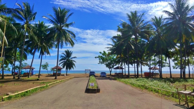 Pantai Minanga di Gorontalo Utara Jadi Primadona Saat Pandemi COVID-19 (595738)