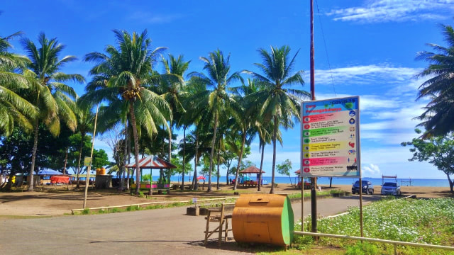 Pantai Minanga di Gorontalo Utara Jadi Primadona Saat Pandemi COVID-19 (595740)