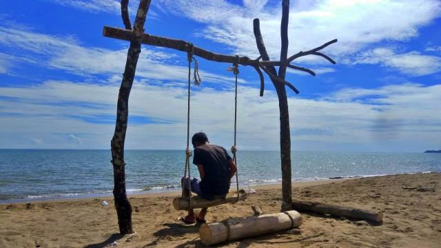 Pantai Minanga di Gorontalo Utara Jadi Primadona Saat Pandemi COVID-19 (595741)
