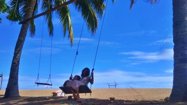 Pantai Minanga di Gorontalo Utara Jadi Primadona Saat Pandemi COVID-19 (595742)