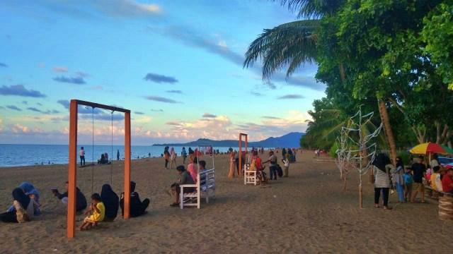 Pantai Minanga di Gorontalo Utara Jadi Primadona Saat Pandemi COVID-19 (595745)
