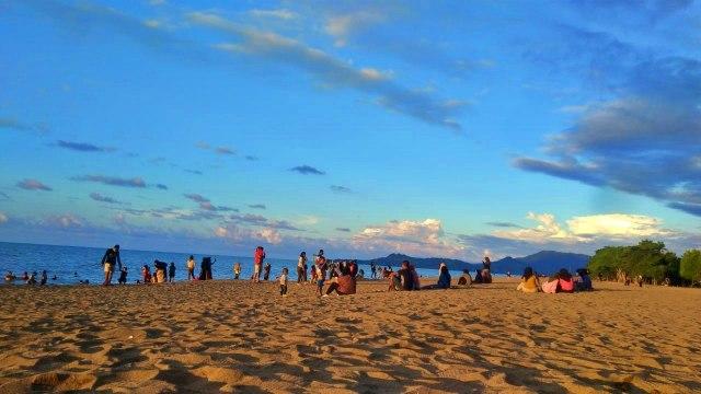 Pantai Minanga di Gorontalo Utara Jadi Primadona Saat Pandemi COVID-19 (595746)