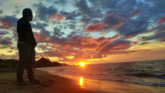 Pantai Minanga di Gorontalo Utara Jadi Primadona Saat Pandemi COVID-19 (595749)