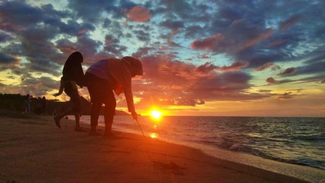 Pantai Minanga di Gorontalo Utara Jadi Primadona Saat Pandemi COVID-19 (595751)