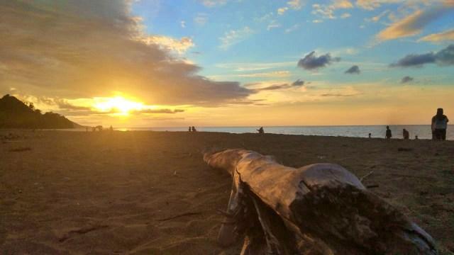 Pantai Minanga di Gorontalo Utara Jadi Primadona Saat Pandemi COVID-19 (595753)