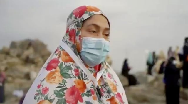 Farida, Jemaah Haji 2020 dari Indonesia: Ini Tak Bisa Dipercaya dan Tak Ternilai (315694)