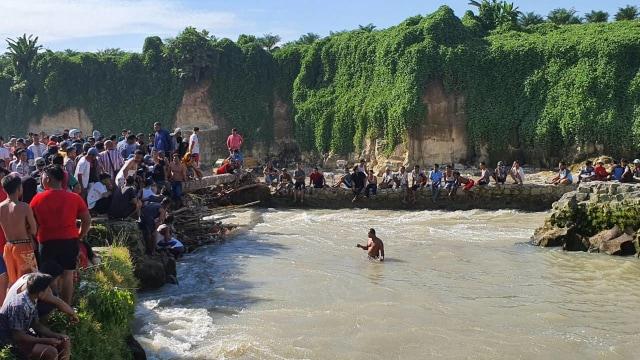 Mayat Tanpa Kepala di Sumut Ternyata Bocah 6 Tahun yang Hanyut di Sungai (526045)