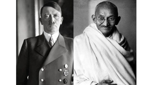 'Dear Friend', Surat Mahatma Gandhi ke Hitler untuk Cegah Perang Dunia ke-2 (7730)