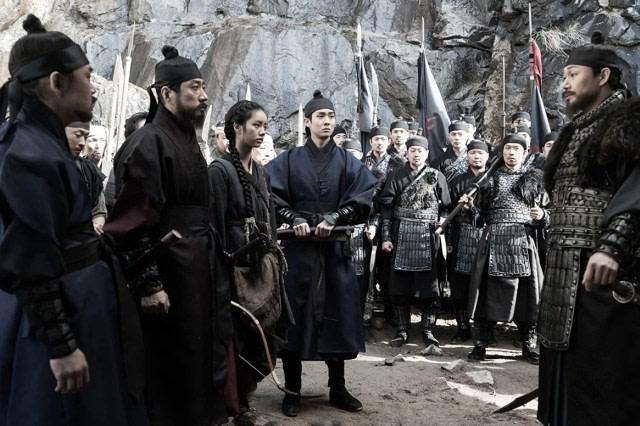 Film Korea Monstrum, Kisah Monster Buas yang Menyebarkan Wabah (122574)