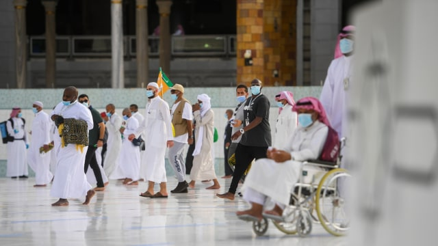 Genjot Industri Halal, Pengusaha Lobi Saudi agar RI Suplai Makanan Jemaah Haji (31595)