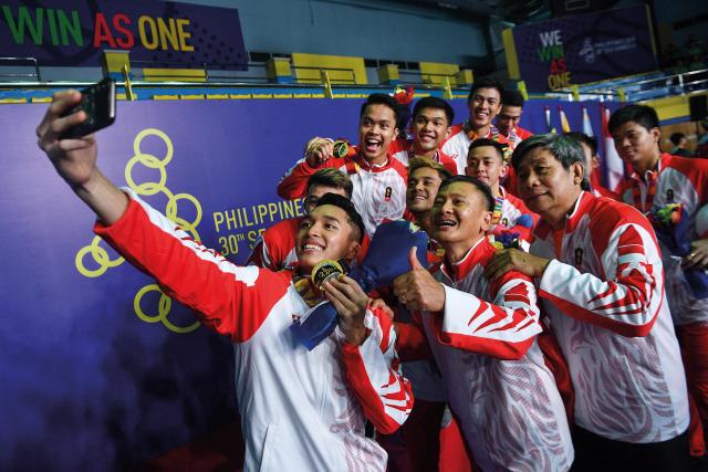 Prestasi Olahraga Loyo, Jokowi Minta Pengelolaan Atlet Ditinjau Ulang (49702)